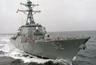 USS Barry, sursă foto: US Navy