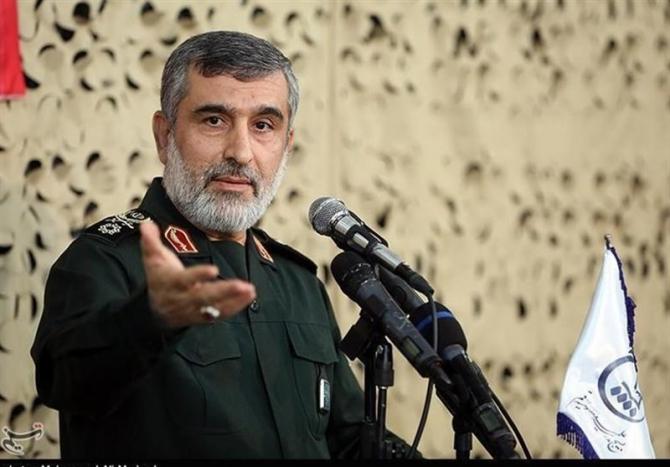 General de brigada Amir Ali Hajizadeh