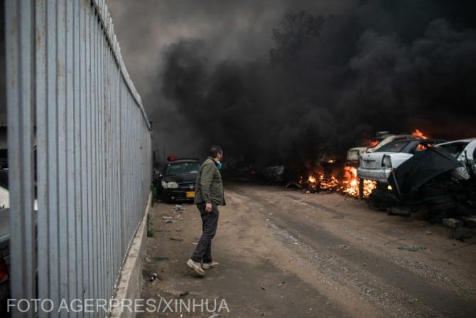 Războiul civil din Libia, sursă foto: Agerpres