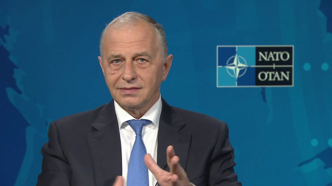 Mircea Geoană, Secretarul General Adjunct al NATO