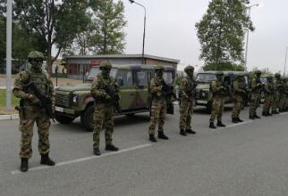 Armata sârbă, Sursă foto: Ministry Of Defence Republic of Serbia