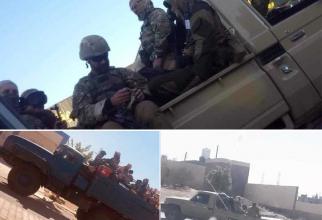 Momentul în care mercenarii ruși din Wagner sunt evacuaţi din Tarhuna - un oraș din Libia, aflat la 65 de km sud-est de Tripoli