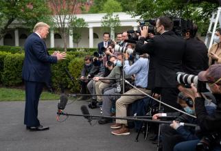 Președintele american Donald Trump. Sursă foto: The White House Facebook