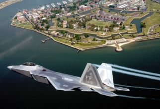 F-22 Raptor, sursă foto: US Air Force