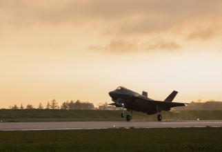F-35, Norvegia, sursă foto: Luftforsvaret Twitter