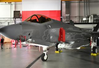 F-35 Polonia, sursă foto: Ministerul Apărării din Polonia