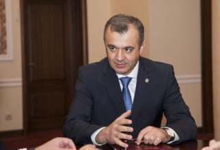 Ion Chicu, premierul Republicii Moldova. Sursă foto: Guvernul Republicii Moldova