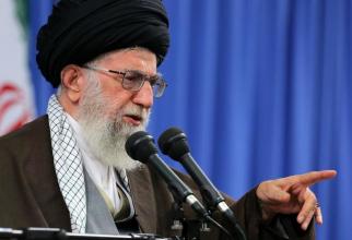 Ghidul suprem al Iranului, ayatollahul Ali Khamenei