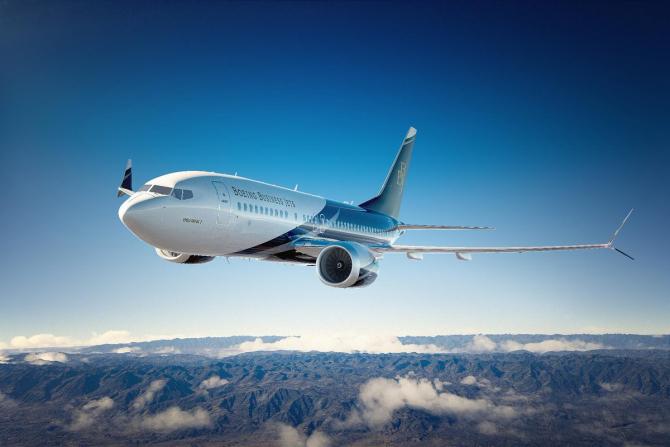 Boeing 737 MAX, sursă foto: Boeing