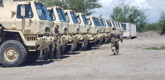 Sursă foto: The National Guard Facebook