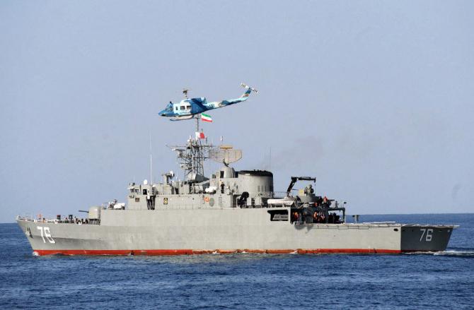 Foto: Marina Iranului