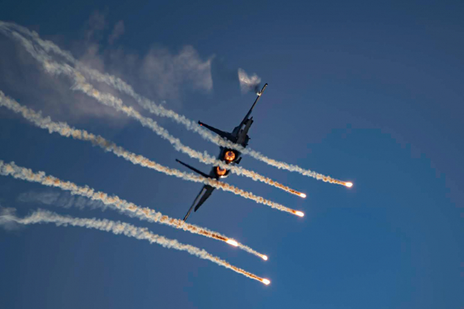 Sursă foto: Israeli Air Force Facebook