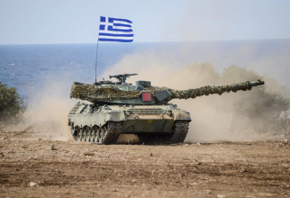 Armata elenă, sursă foto: Greek Ministry of Defence Facebook