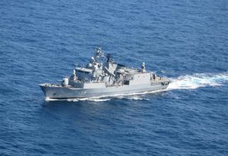 Fregata HS Spetsai, sursă foto: Hellenic Navy
