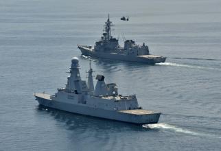 Marina franceză, sursă foto: Ministerul Apărării de la Paris
