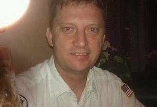 Michael White, un fost soldat american arestat în iulie 2018 în Iran. Sursa foto: BBC