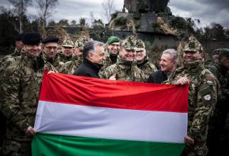 Premierul Ungariei Viktor Orban, sursă foto: Orban Viktor Facebook