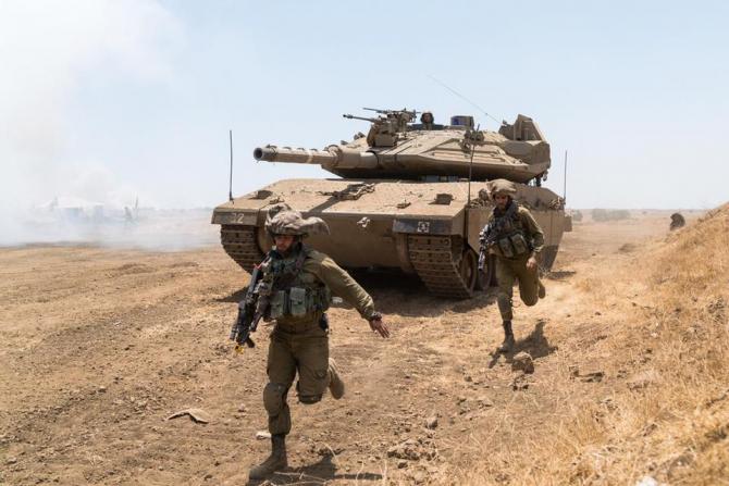 Armata Israelului, sursă foto: Israel Defense Forces