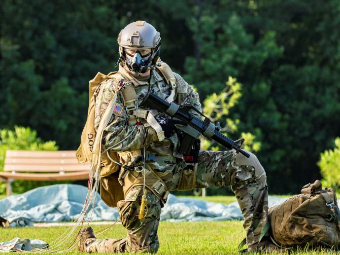 Sursă foto: U.S. Army Special Operations Command Facebook