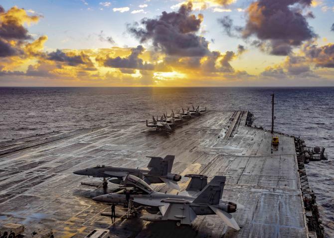 Credit foto: US Navy