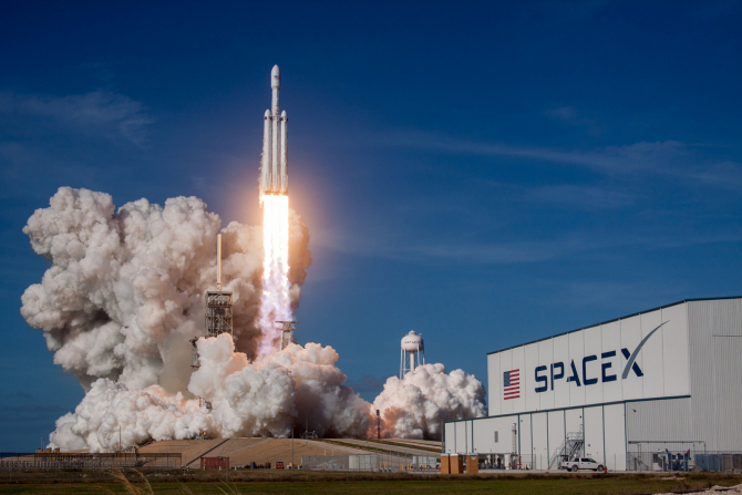 Sursă foto: SpaceX