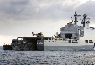 HNLMS Rotterdam, sursă foto: Damen