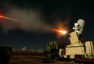 sistemul de apărare antirachetă american C-RAM