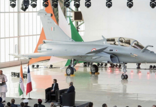 Rafale, India. Foto: Dassault Aviation
