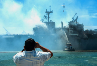 USS Bonhomme Richard, sursă foto: US Navy