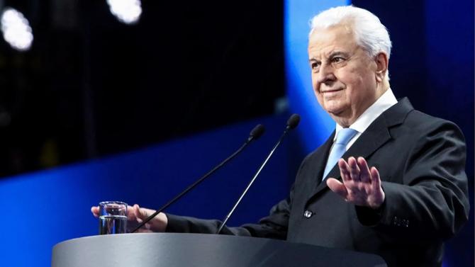 fostul președinte Leonid Kravchuk