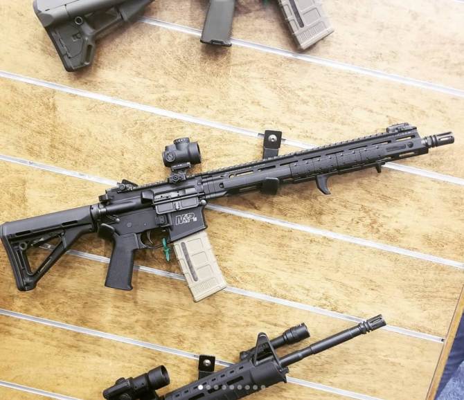 Sursă foto: NRA - National Rifle Association of America - Facebook