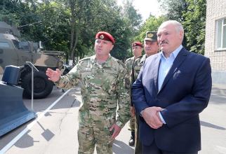 Aleksandr Lukaşenko, sursă foto: Administrația Prezidențială din Belarus