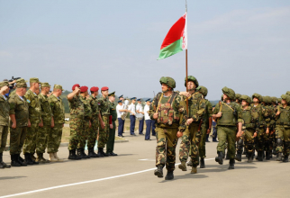 Sursă foto: Ministry of Defence of the Republic of Belarus