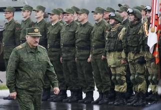 Preşedintele Belarusului, Alexandr Lukaşenko