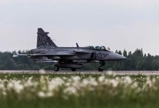 Gripen Ungaria, sursă foto: NATO