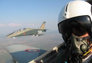 IAR-99 Șoim, sursă foto: Forțele Aeriene Române