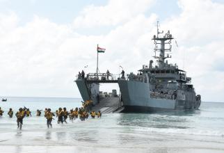 Sursă foto: Indian Navy Facebook