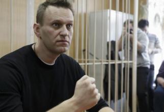 Aleksei Navalnîi, principalul opozant al regimului lui Putin