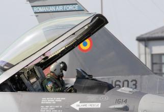 Sursă foto: Forțele Aeriene Române Facebook