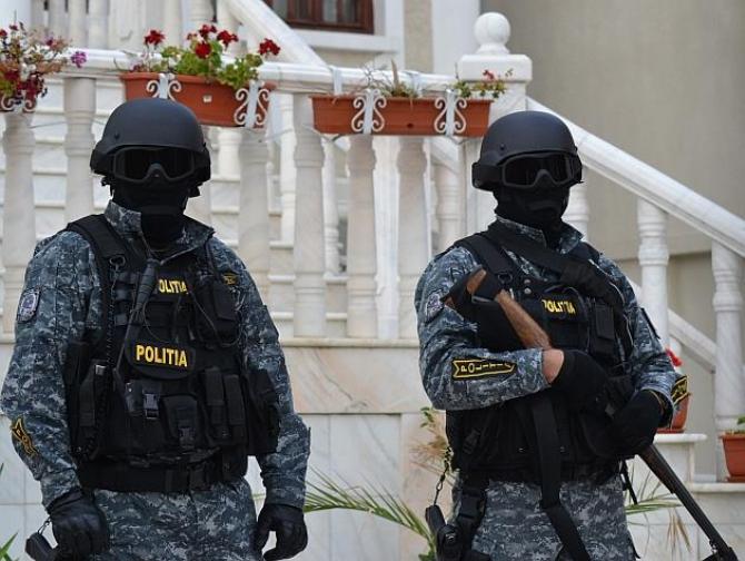 Sursă foto: Forțele Speciale ale Poliției Române Facebook
