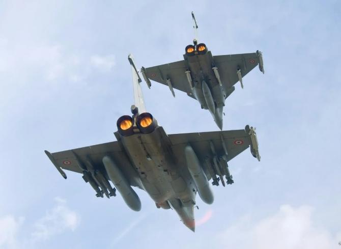 Rafale, sură foto: Dassault Aviation