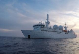 navă militară franceză de cercetare electronică Dupuy de Lome