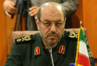 Generalul de brigadă Hossein Dehqan