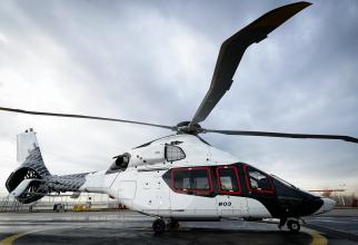 Elicopter H160, sursă foto: Airbus