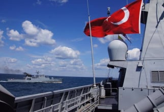 Marina Turciei, sursă foto: Ministerul Apărării de la Ankara Facebook