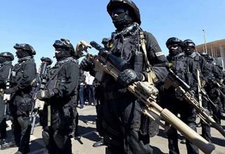 Venezuela forțe speciale, foto: YouTube