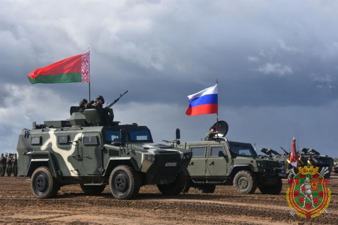 Sursă foto: Ministerul Apărării din Belarus