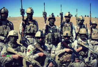 Sursă foto: Afghan National Army (ANA) - Facebook