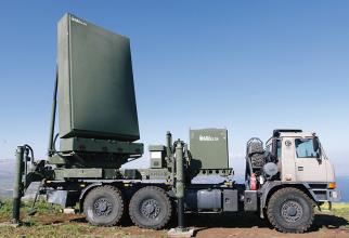 Sistem radar ELM-2084, sursă foto: Israel Aerospace Industries (IAI)
