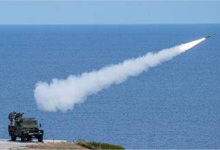 Lansarea unei rachete Mistral 3, sursă foto: MBDA